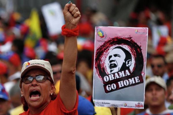 Против указа Обамы выступили более миллиона человек