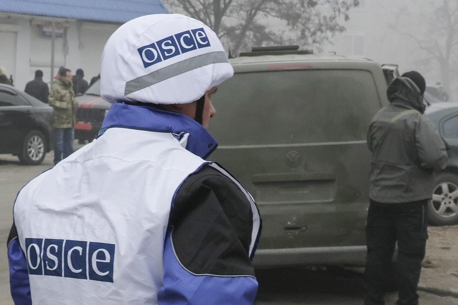 США призвали ОБСЕ продолжить наблюдение в Донбассе