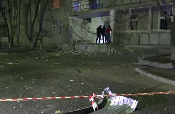 Мощный взрыв произошел в Одессе
