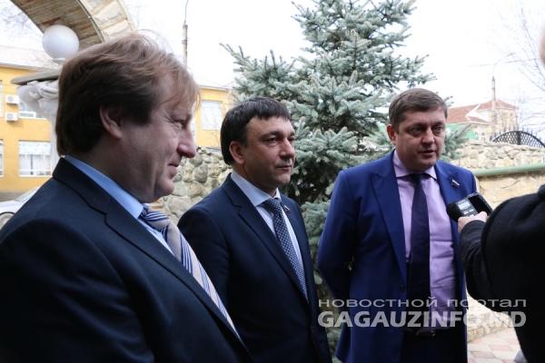 Президент Молдавии предлагает запретить въезд в страну депутатам Госдумы