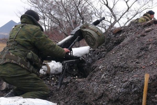 Украинская армия оказалась под Донецком в проигрышной позиции