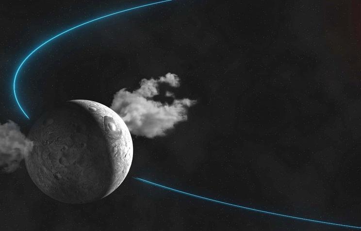 Зонд NASA исследует тайны Цереры