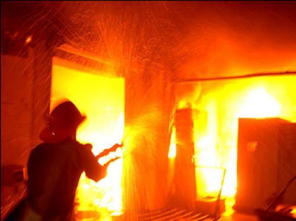Шестеро человек погибли при пожаре в Нижнем Новгороде
