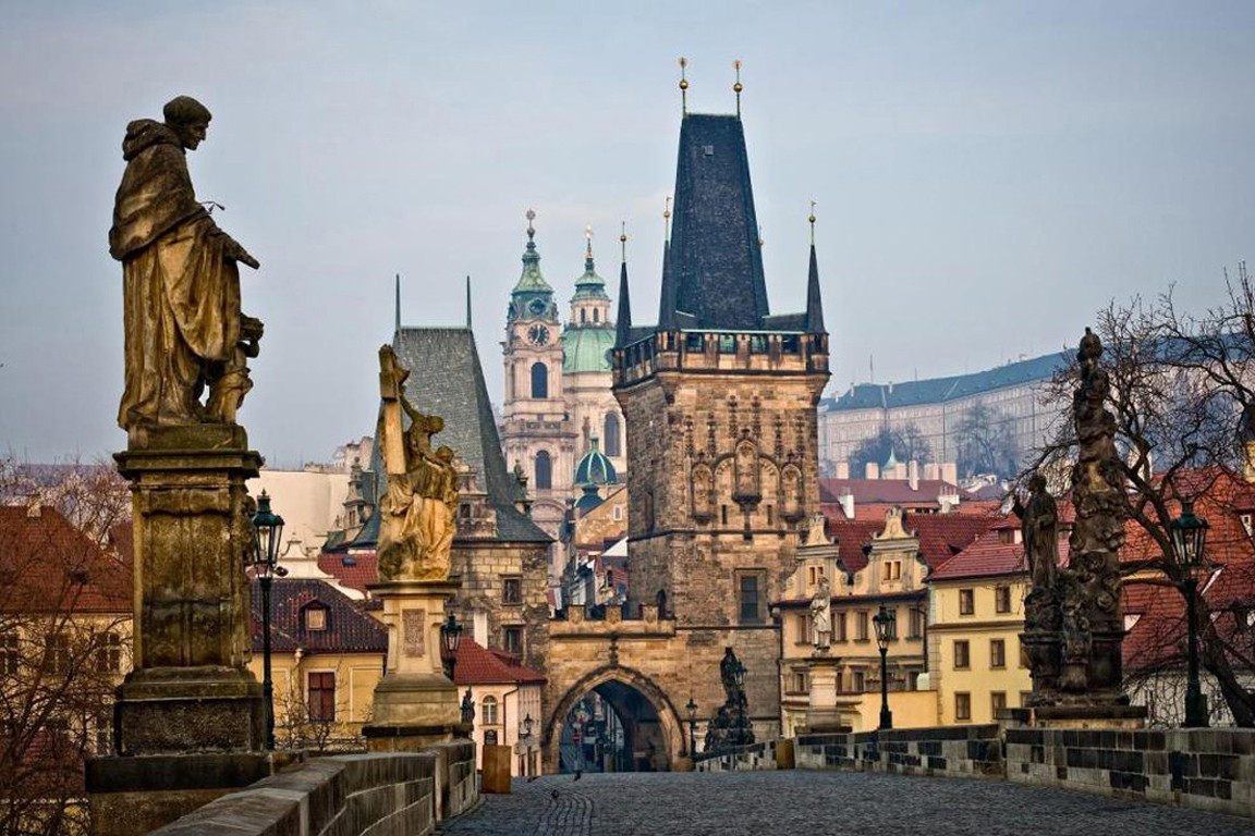 В Чехии прошел митинг за Россию
