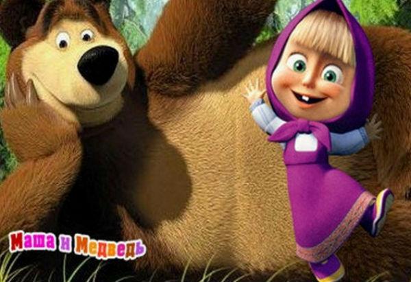 Мультфильм «Маша и медведь» получил «детский «Оскар»