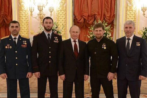 Кадыров сделал громкое заявление после получения награды от Путина