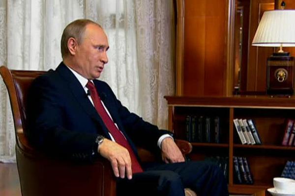 Путин рассказал, что Крым был возвращен России после «закрытого опроса»