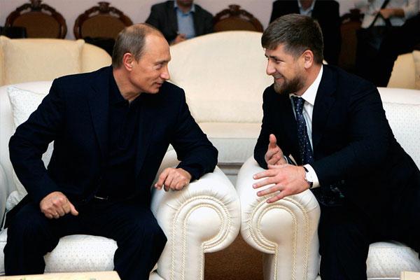 Кадыров разоблачил «врагов России», распространяющих сплетни о Путине