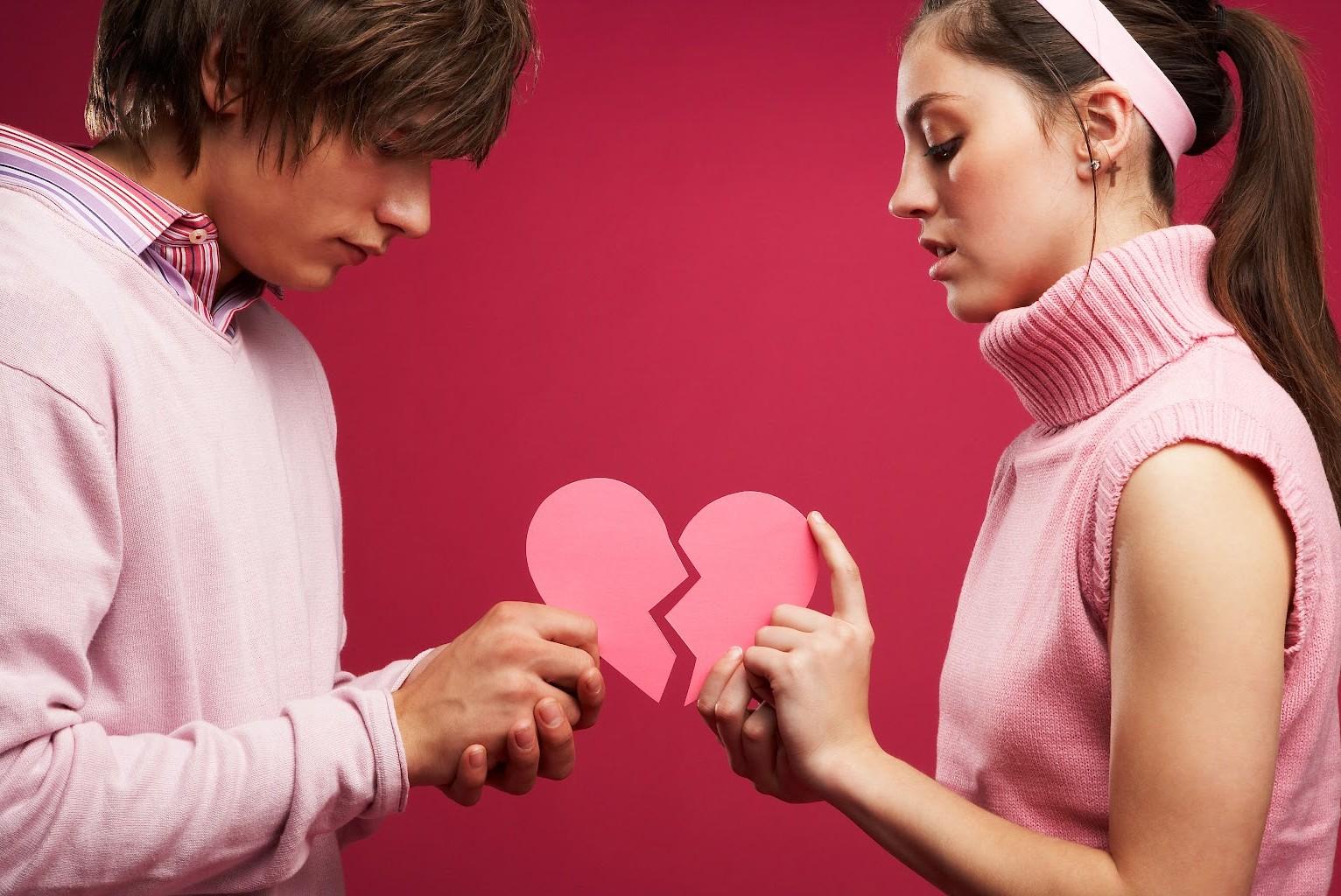 В ходе эволюции человек научился переживать расставание с любимым