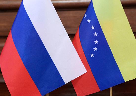 Путин поздравил лидера Венесуэлы с 70-летием дружбы двух стран