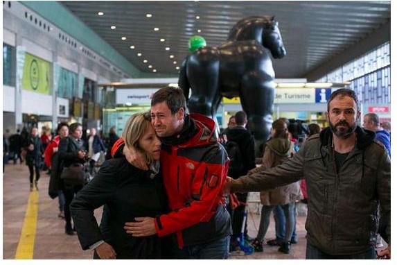 В разбившемся самолете во Франции погибло 20 детей