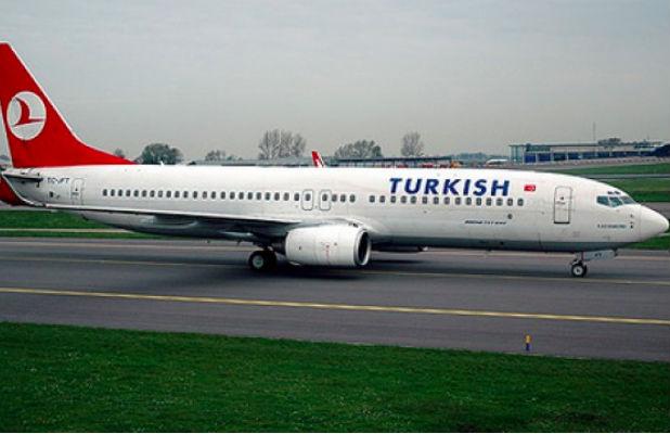 Турецкий самолет сел в Марокко из-за угрозы теракта