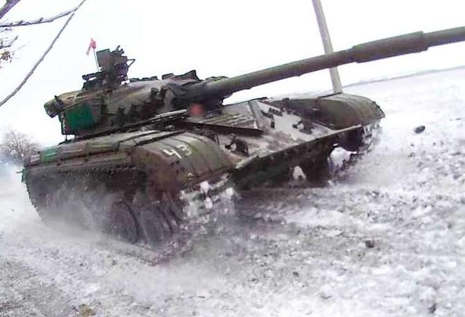 Войска ДНР начали военные учения