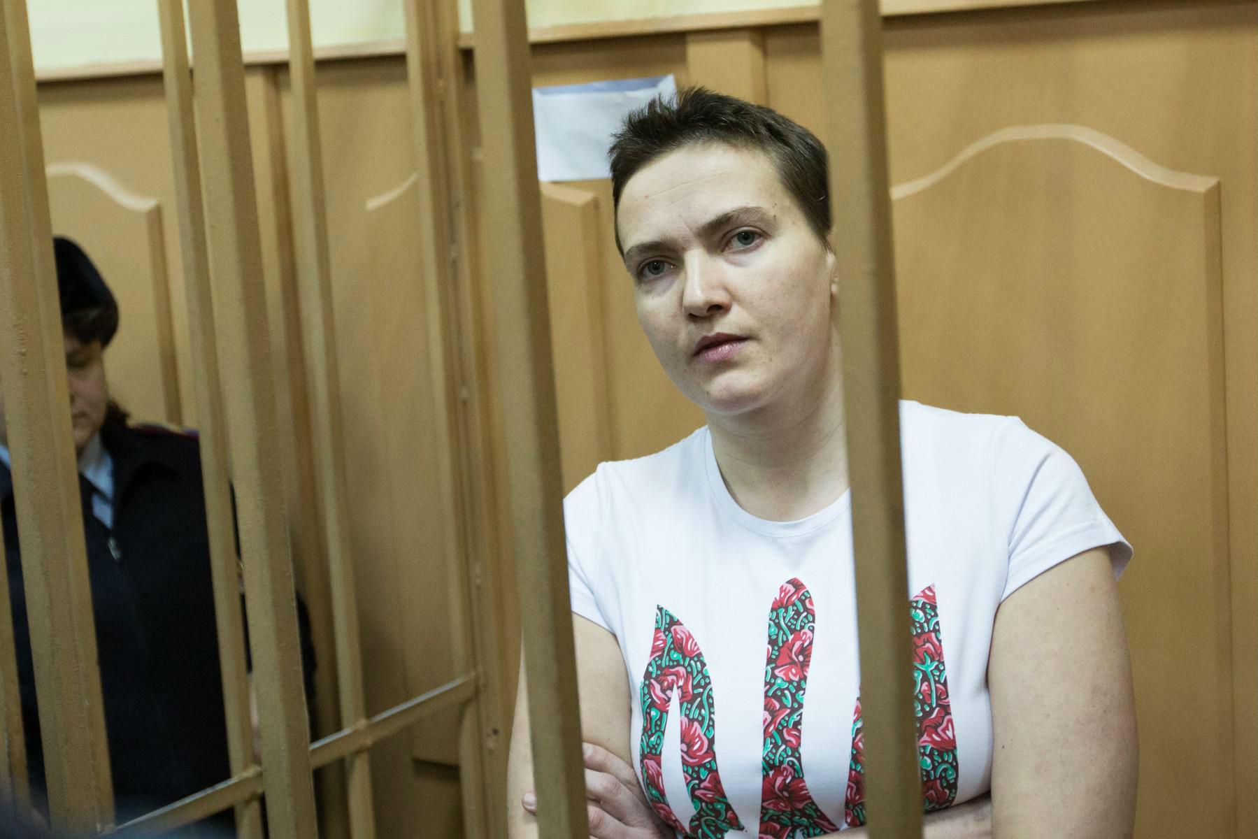 Эксперты: У Надежды Савченко возможны провалы в памяти