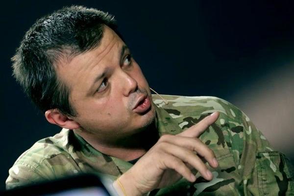 Семенченко отказался стать космонавтом и лететь к Порошенко
