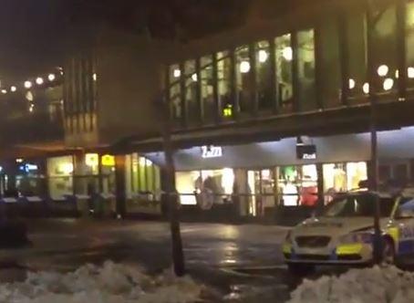 Неизвестные расстреляли из АК посетителей шведского ресторана
