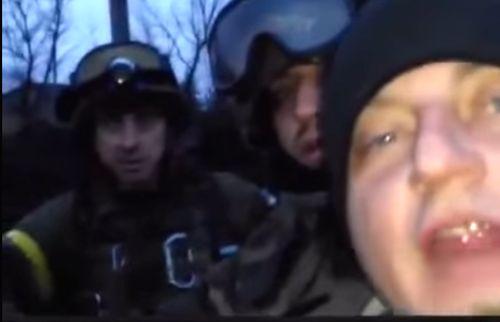 Солдаты ВСУ в грубой форме пригрозили Порошенко походом на Киев
