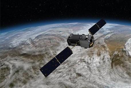 Американский спутник взорвался на орбите