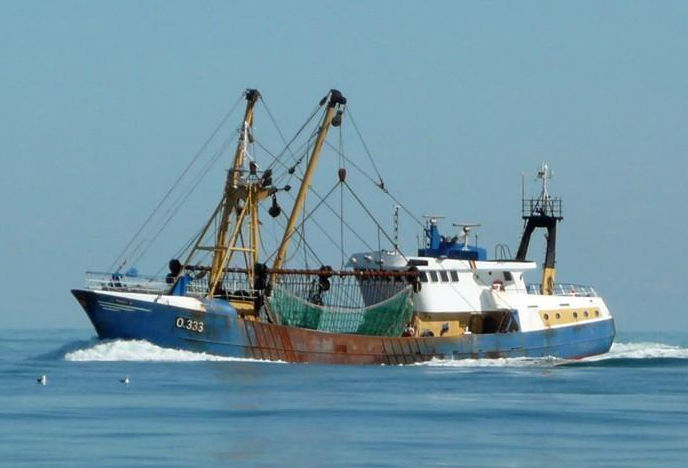 У берегов Камчатки терпит бедствие рыболовецкое судно