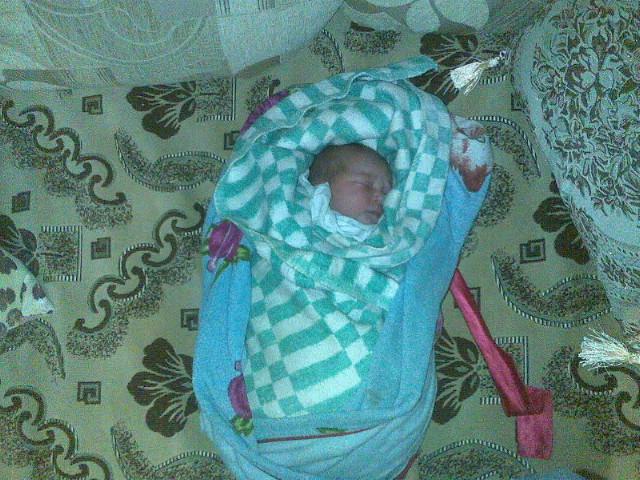Новорожденная девочка испугала пятигорских бомжей