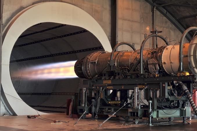 В Штатах испытали ракету для полетов на Марс