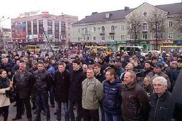 «Правый сектор» обвинил евреев во всех бедах Украины