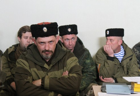 Тымчук: Красный Луч и Антрацит перешли под контроль ЛНР