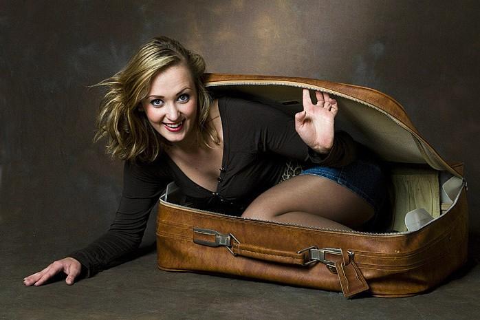 Француз пытался провезти в Европу россиянку в чемодане