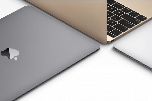 Новый дизайн MacBook презентовала Apple
