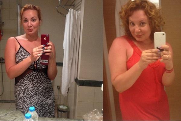 Женщины похудевшие в 50 лет