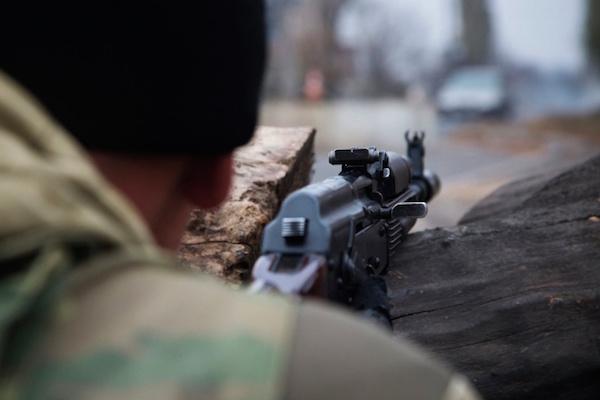 Басурин: Украинские военные открывали огонь 8 раз, один человек погиб