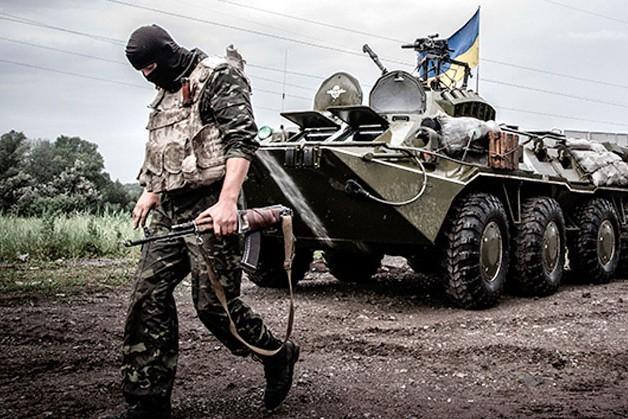 ВСУ возвращает военную технику на фронт