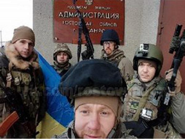 Украинские военные сообщили о «захвате» российского Таганрога