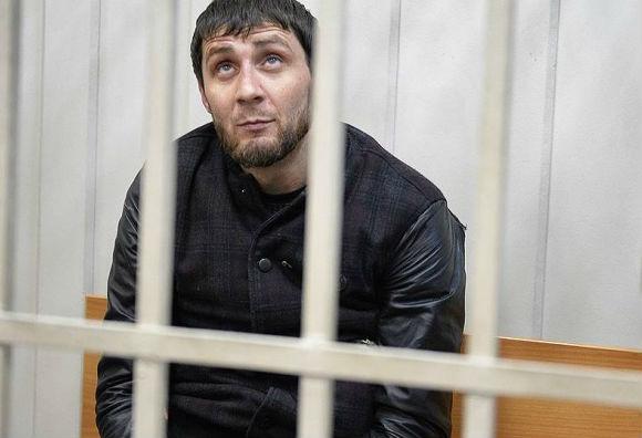 Адвокат Дадаева заявил о наличии у подзащитного алиби