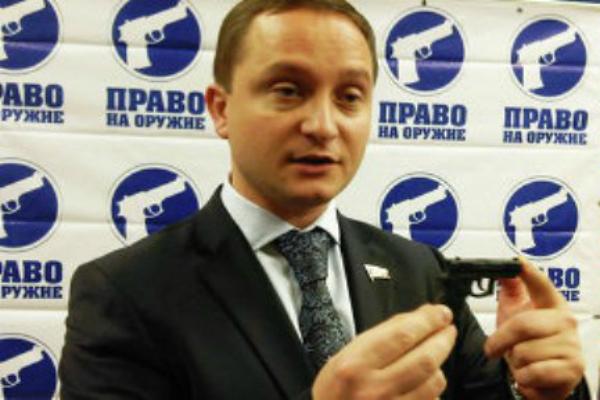 Обокравший депутата Худякова автомобильный вор задержан