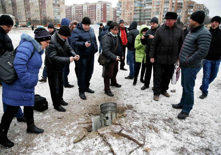 Украина готовит провокации с использованием формы российских ВС