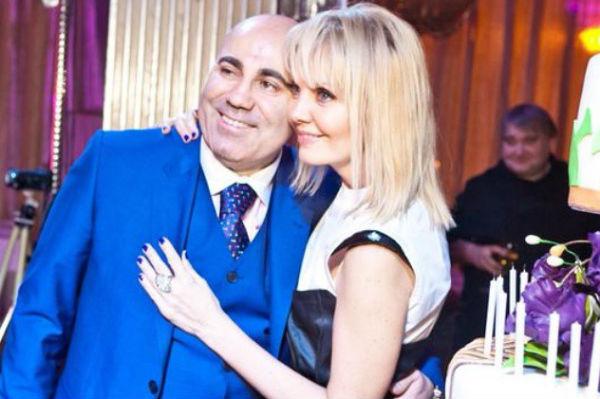 Валерия поздравила Иосифа Пригожина с днем рождения: Ты у меня самый лучший