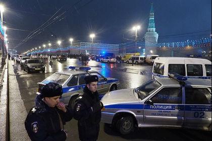 Столичная полиция не обнаружила нарушений на Большом Москворецком мосту