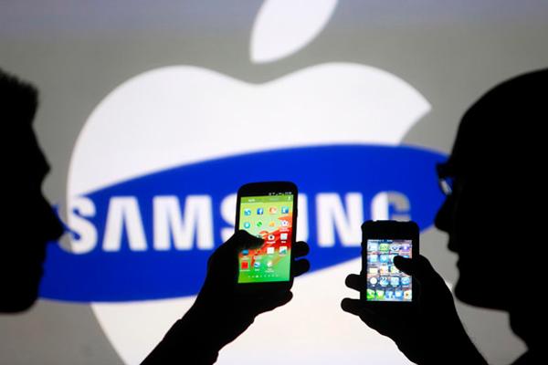 Samsung займется производством микросхем для нового iPhone