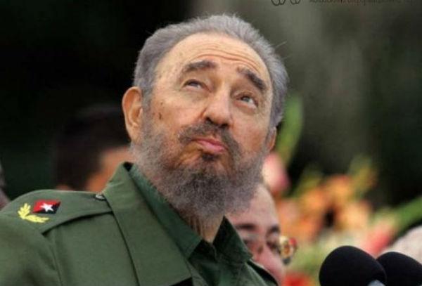 Фидель Кастро впервые за 14 месяцев появился на публике