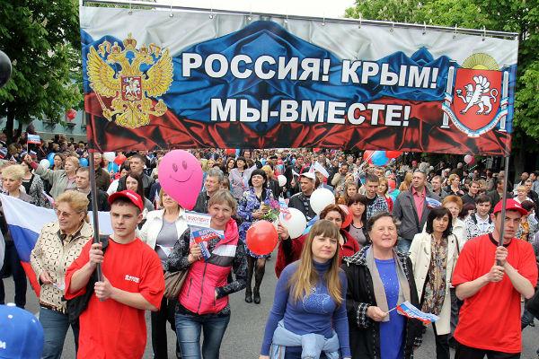 Александр Баршак снимет художественный фильм о присоединении Крыма к России
