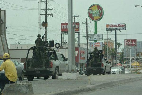 В Мексике в бою между полицией и наркокартелем погибли три человека