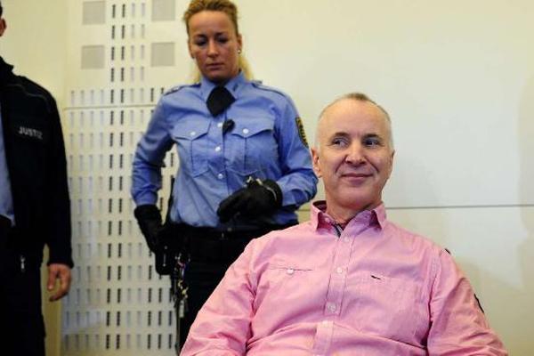 Немецкого офицера полиции осудили за расчленение по просьбе жертвы