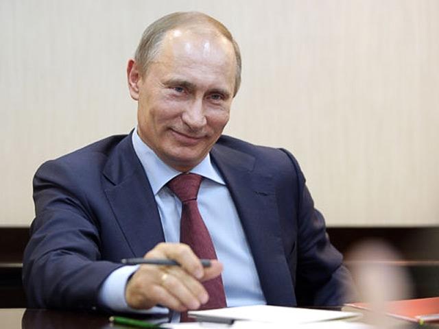 Путин отчитался о своих доходах за 2014 год