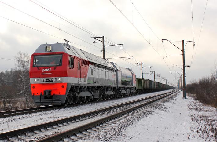 По факту столкновения поезда и локомотива проводится проверка