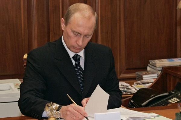 Путин назначил ответственного за мобилизацию в России