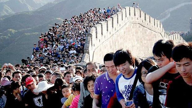 Власти Китая будут следить за своими гражданами за границей