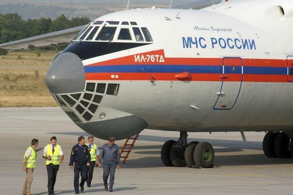 МЧС России отправляет в Непал два самолета со спасателями
