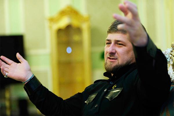 Кадыров встретит пострадавших детей из Луганска