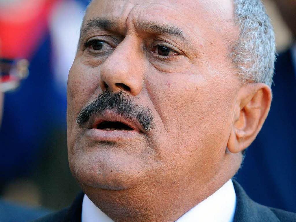Бывший президент Йемена бежал в США